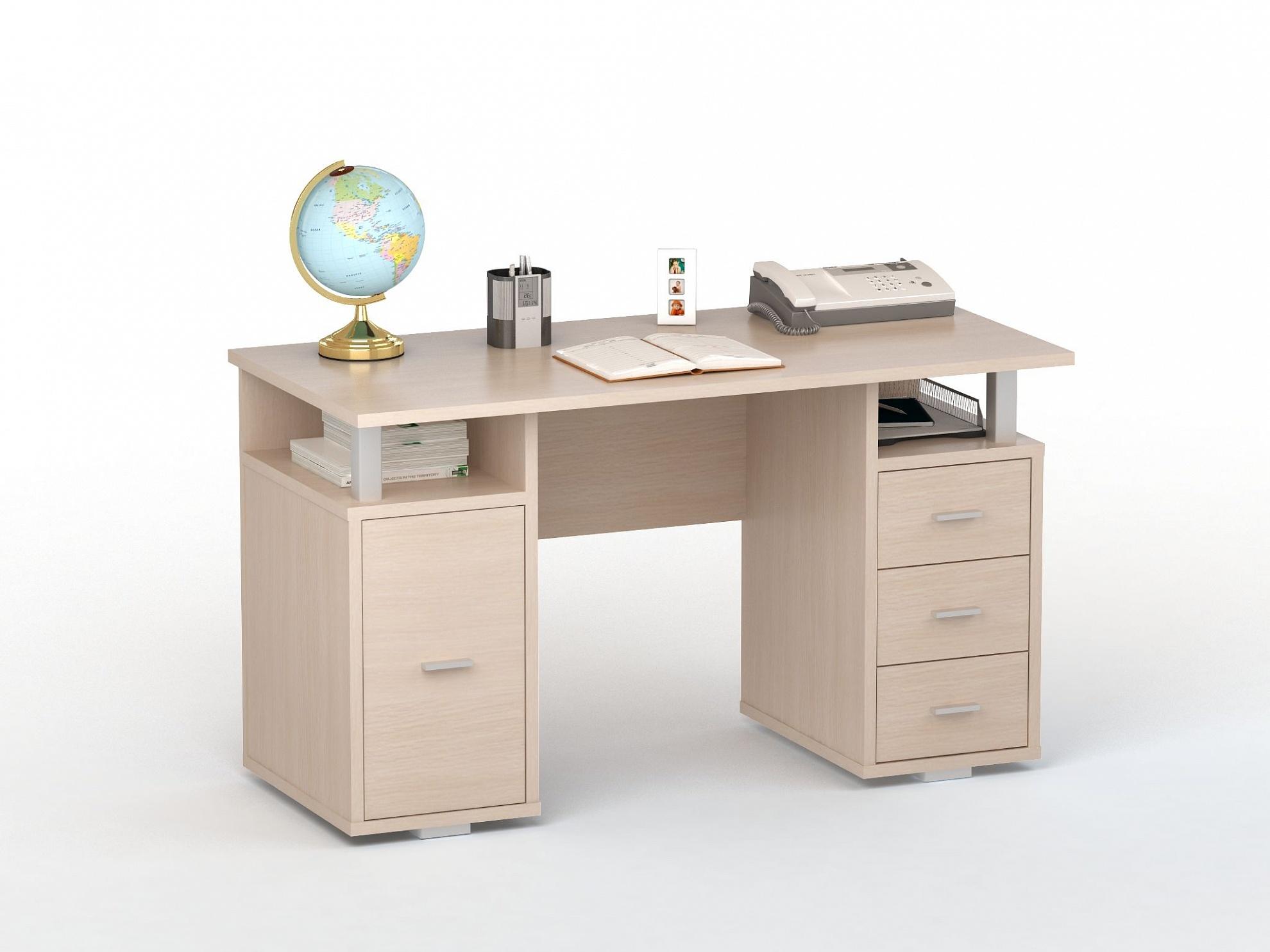компьютерные столы цвета фото